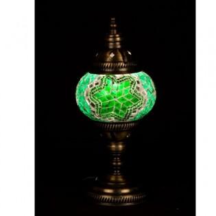 Lámpara Turca Buro10 (verde)