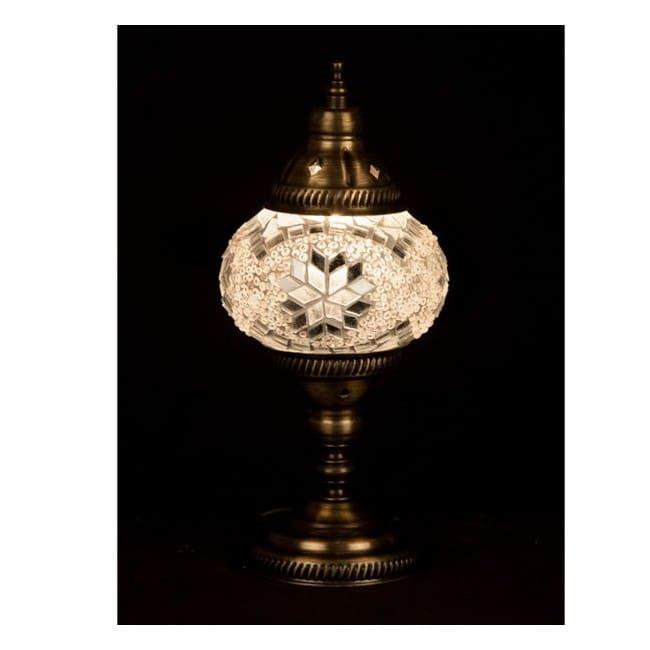 Lámpara Turca Buro10 (blanco)