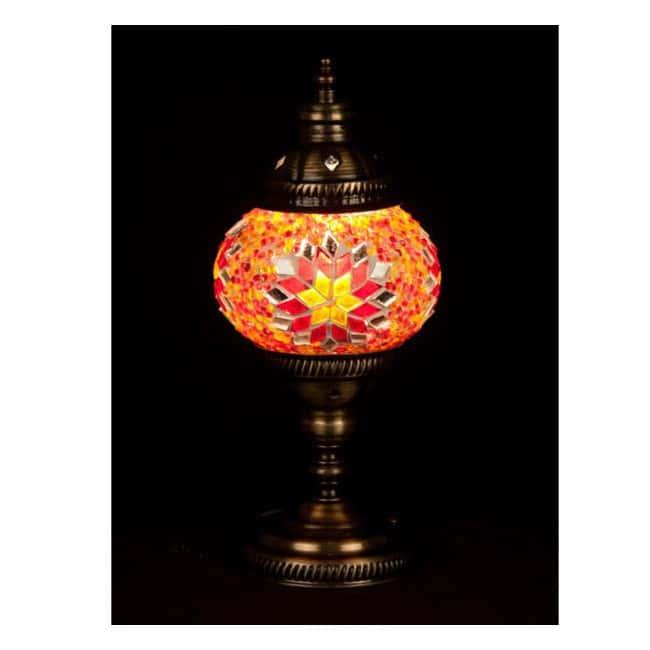 Lámpara Turca Buro10 (naranja)