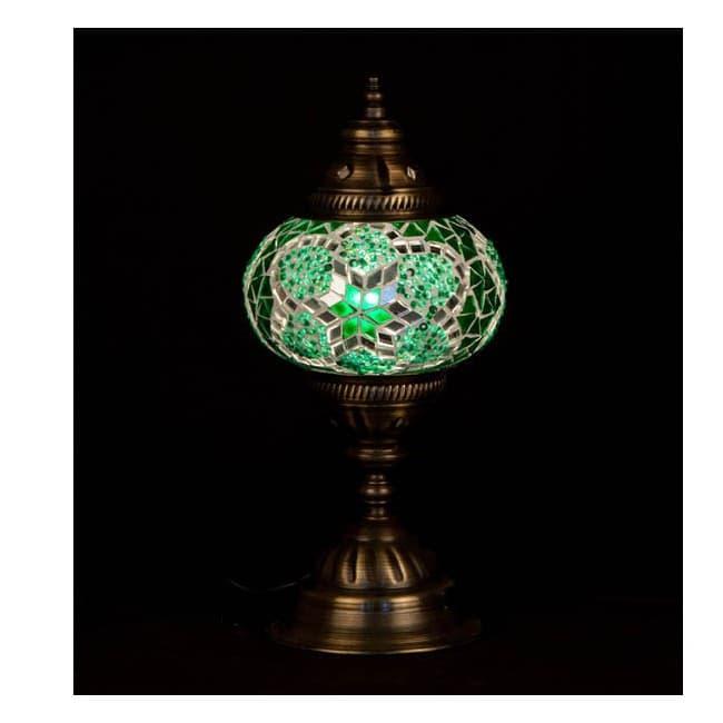 Lámpara Turca Buro15 (verde)