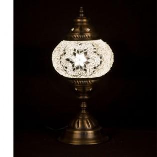 Lámpara Turca Buro15 (blanco)