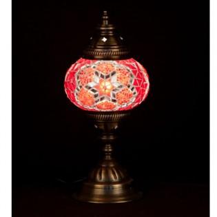 Lámpara Turca Buro15 (rojo)