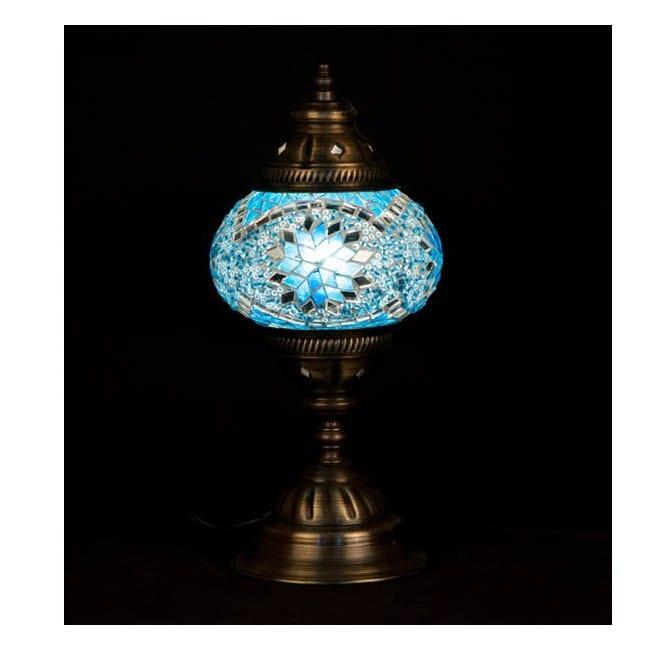 Lámpara Turca Buro15 (turquesa)