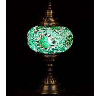 Lámpara Turca Buro16 (verde)