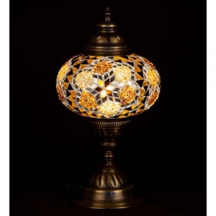 Lámpara Turca Buro16 (amarillo)