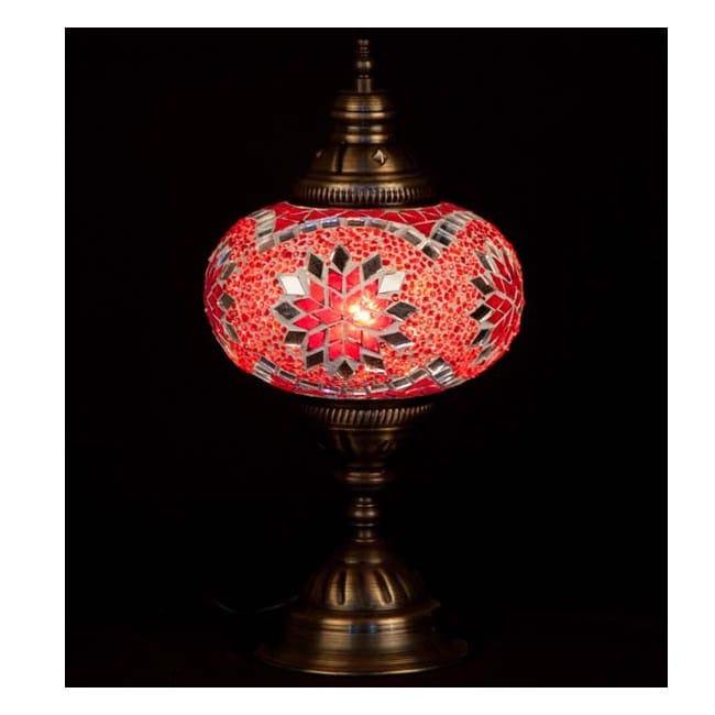 Lámpara Turca Buro16 (rojo)