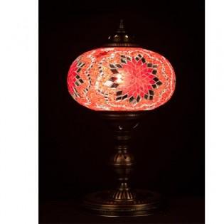 Lámpara Turca Buro24 (rojo)