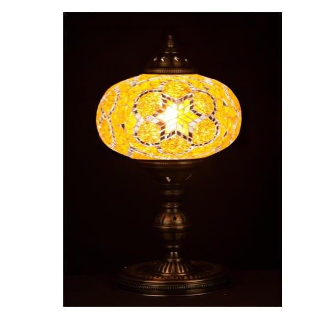 Lámpara Turca Buro24 (ámbar)