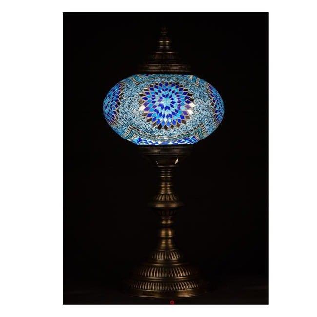 Lámpara Turca Buro34 (azul)