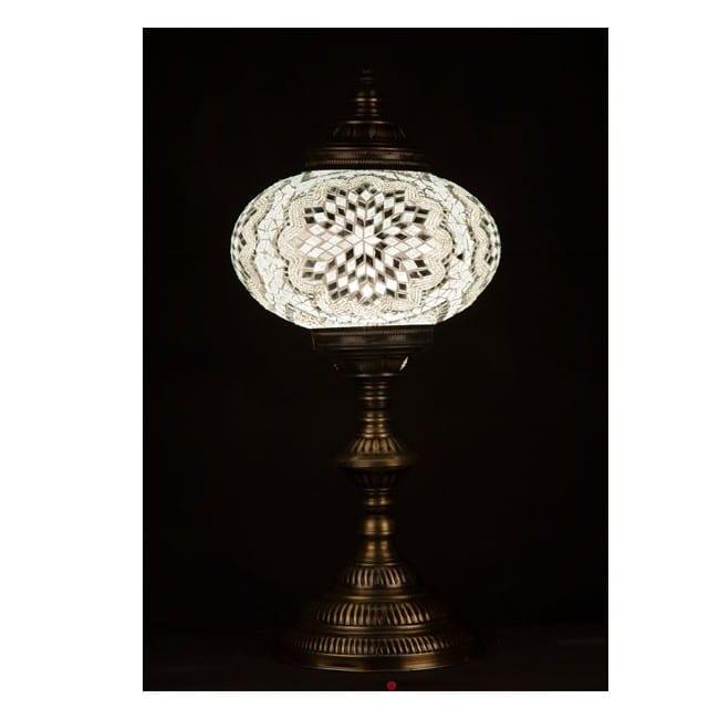 Lámpara Turca Buro34 (blanco)