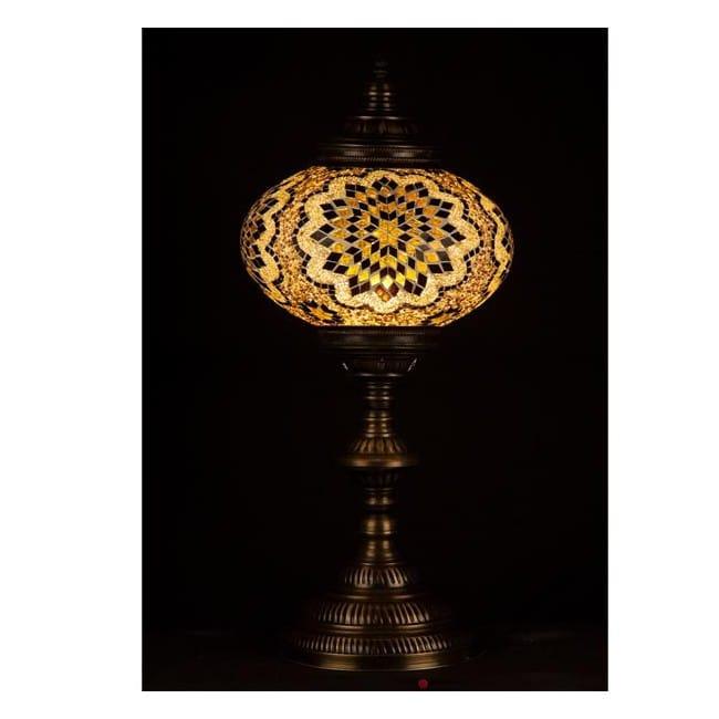 Lámpara Turca Buro34 (amarillo)