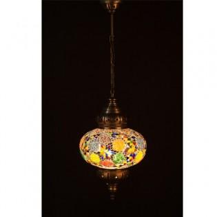 Lámpara Turca KolyeI70 (multicolor)