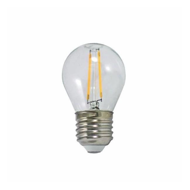 Bombilla LED Vela Fumé (4W-neutra)
