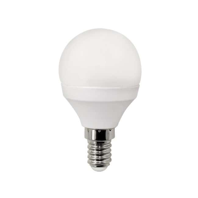 Bombilla Led Esférica E-27. 6W. 640Lm. Wonderlamp