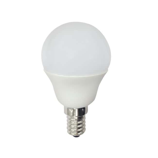 Bombilla Led Esférica E-14. 5.2W. 520Lm. Wonderlamp