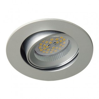 Foco empotrable BASIC Aluminio (89 mm) . Wonderlamp
