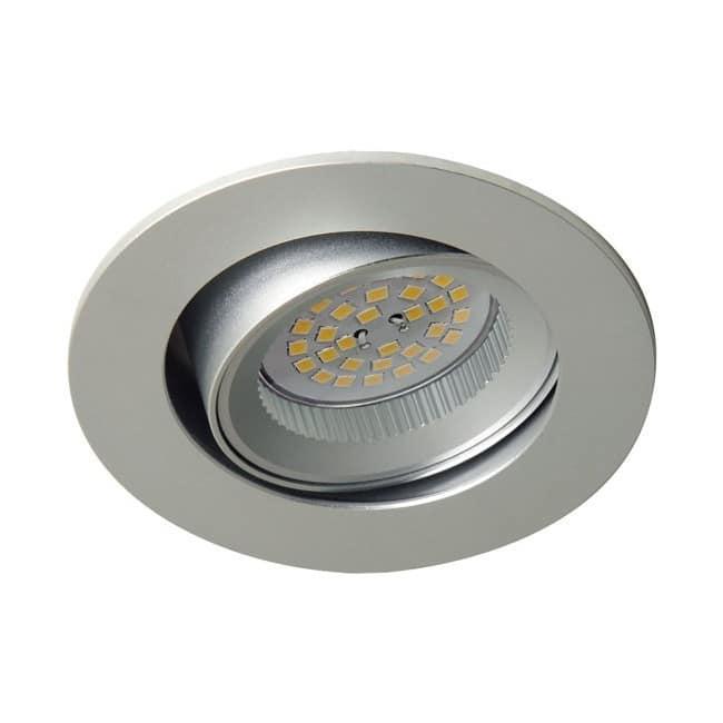 Foco empotrable BASIC Aluminio (89 mm) . Wonderlamp