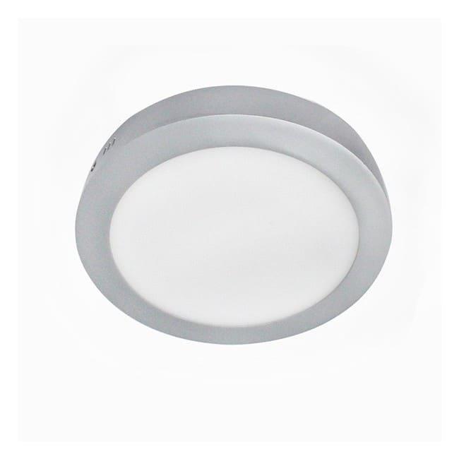 Downlight LED Redondo 20W superficie (gris) - Wonderlamp