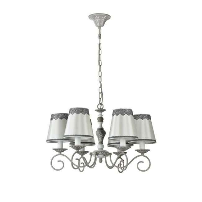 Lámpara de techo Bouquet (6 luces)