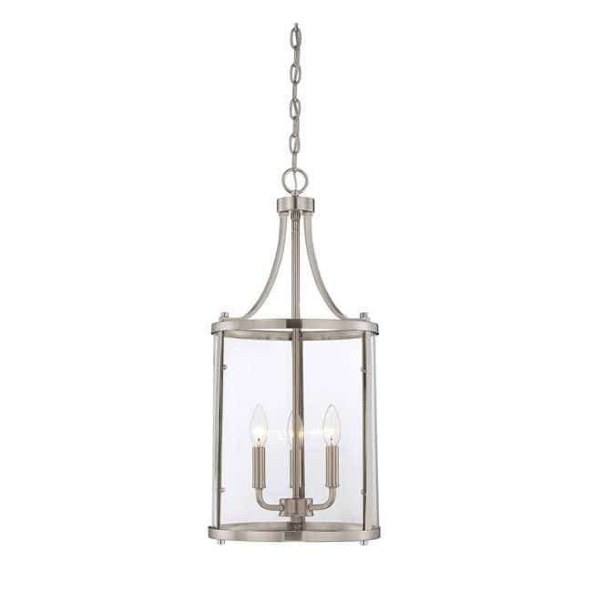 Lámpara colgante Penrose (3 luces)