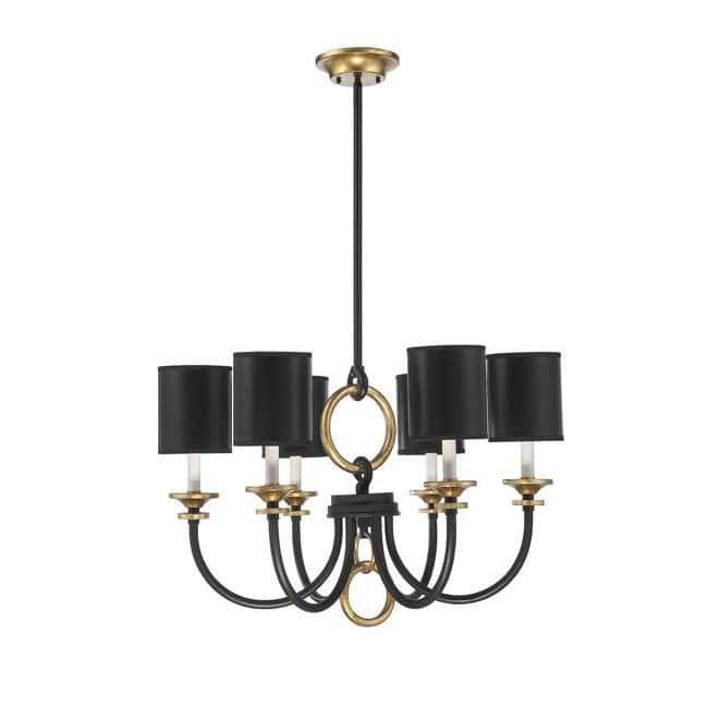 Lámpara colgante Parkdale (6 luces)