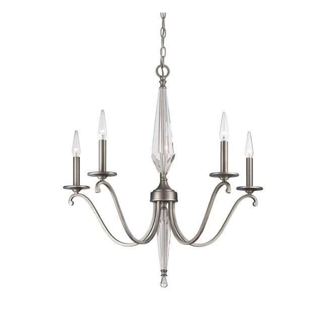 Lámpara de araña Kendall (5 luces)