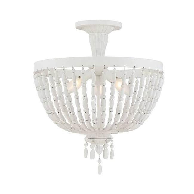 Lámpara de techo Geneva (3 luces)