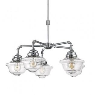 Lámpara de techo Fairfield (5 luces)