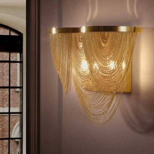 Aplique de pared LED Minerva (12 W)