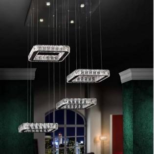 Lámpara de techo LED Diva (108W)