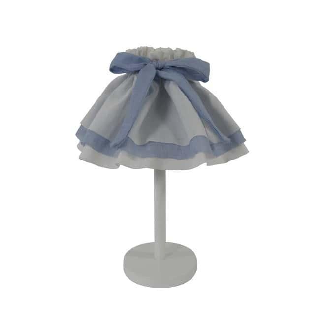 Lámpara sobremesa DANIELA Azul