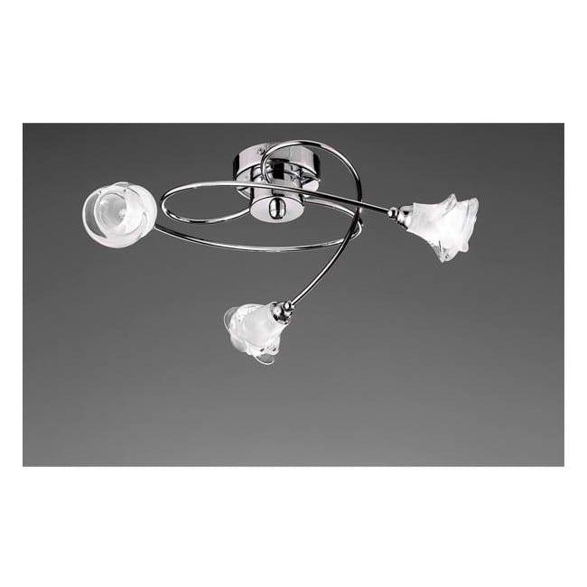 Plafón Lis (3 luces)