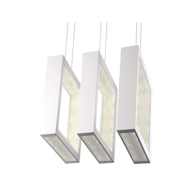Lámpara de techo LED Angle 2 (3 luces)