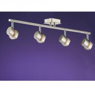 Lámpara de techo Moka (4 luces)