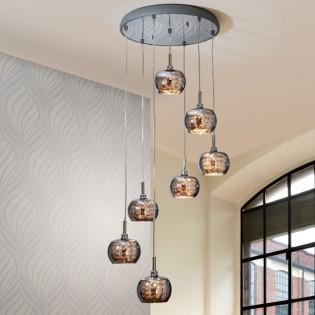 Lámpara de techo Arian (7 luces)