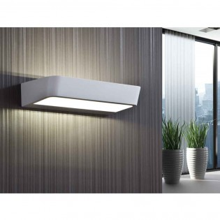 Aplique de pared LED Megan (12W)