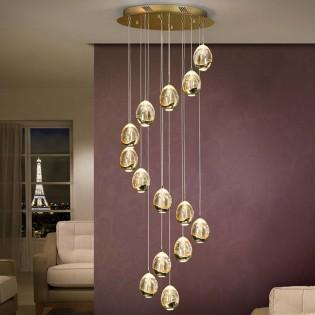 Lámpara de techo LED Rocio (70W)