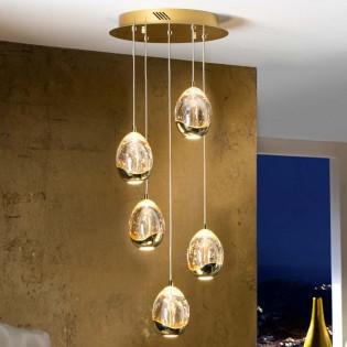 Lámpara de techo dimable LED Rocio (25W)