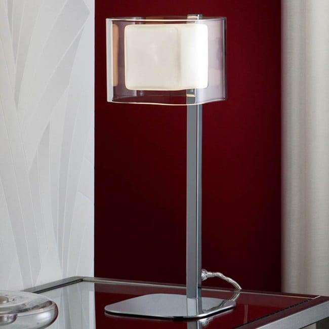 Sobremesa Cube (1 luz)