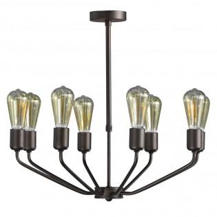 Lámpara de araña Yami (8 luces)