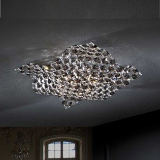 Plafón LED Satén (24W)