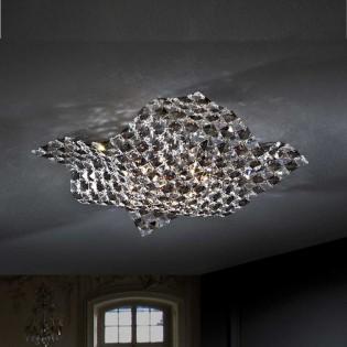 Plafón LED Satén (30W)