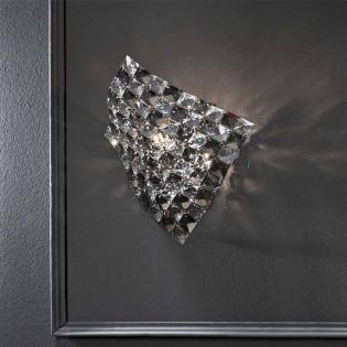 Aplique de pared LED Satén (6W)
