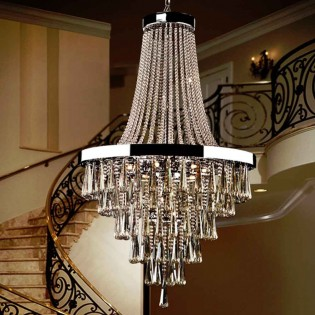 Lámpara colgante LED Palace (132W)