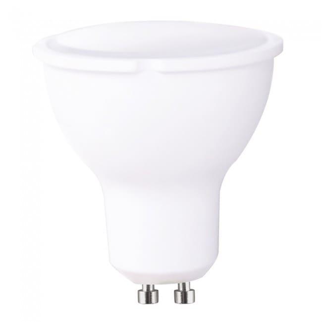 Bombilla LED GU10 8W (luz cálida)