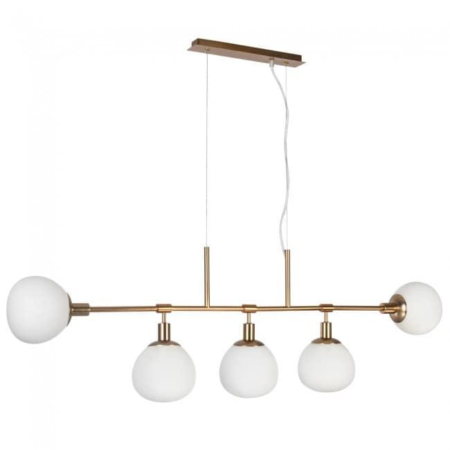 Lámpara de techo Erich (5 luces)