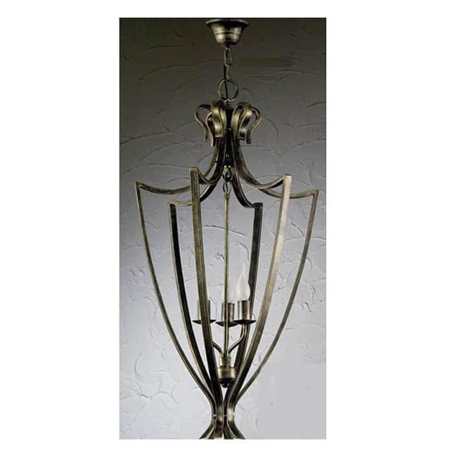 Lámpara rústica Sivas (3 luces)