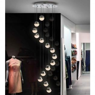 Lámpara colgante LED Sphere (42W)