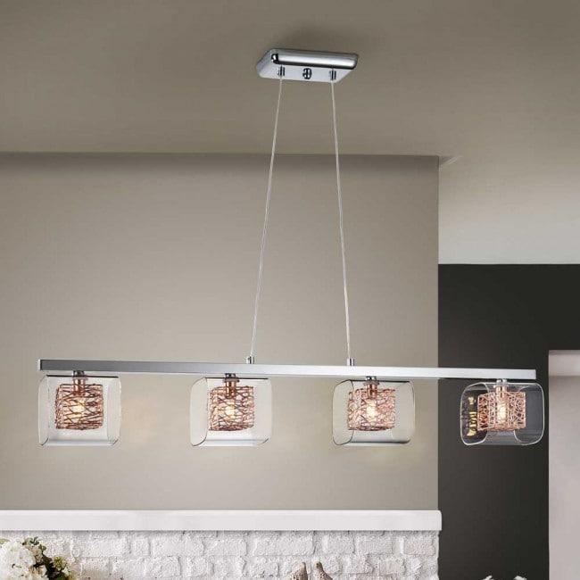 Lámpara colgante LED Lios (24W)