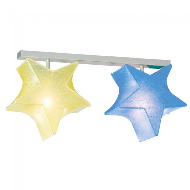 Regleta Estrellas (2 luces)